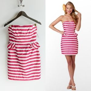 NWT Lilly Pulitzer Maybell Dress Striped